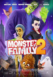 Watch Movie Monster Family 2