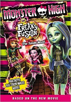Monster High Freaky Fusion openload watch