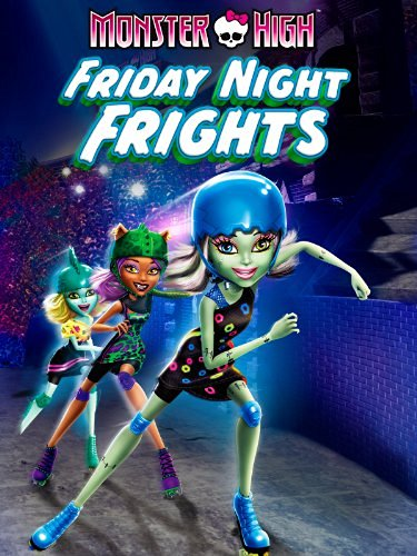 Monster High Friday Night Frights openload watch