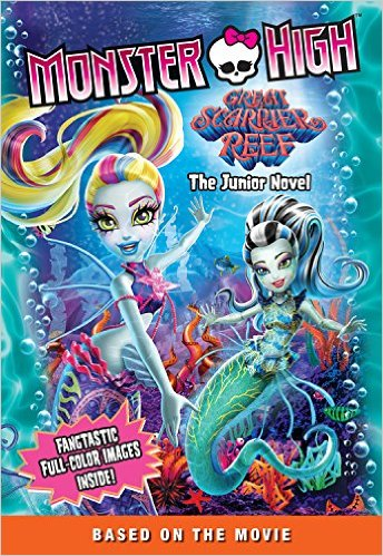 Monster High Great Scarrier Reef | newmovies