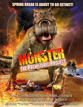 Monster The Prehistoric Project openload watch