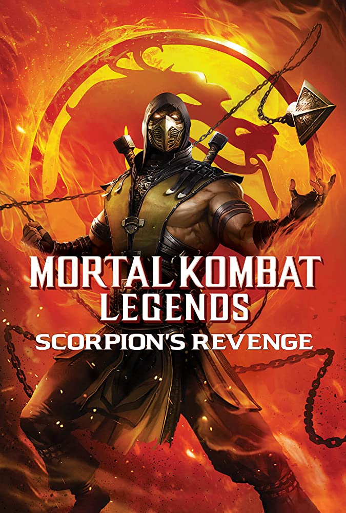Mortal Kombat Legends Scorpions Revenge movietime title=