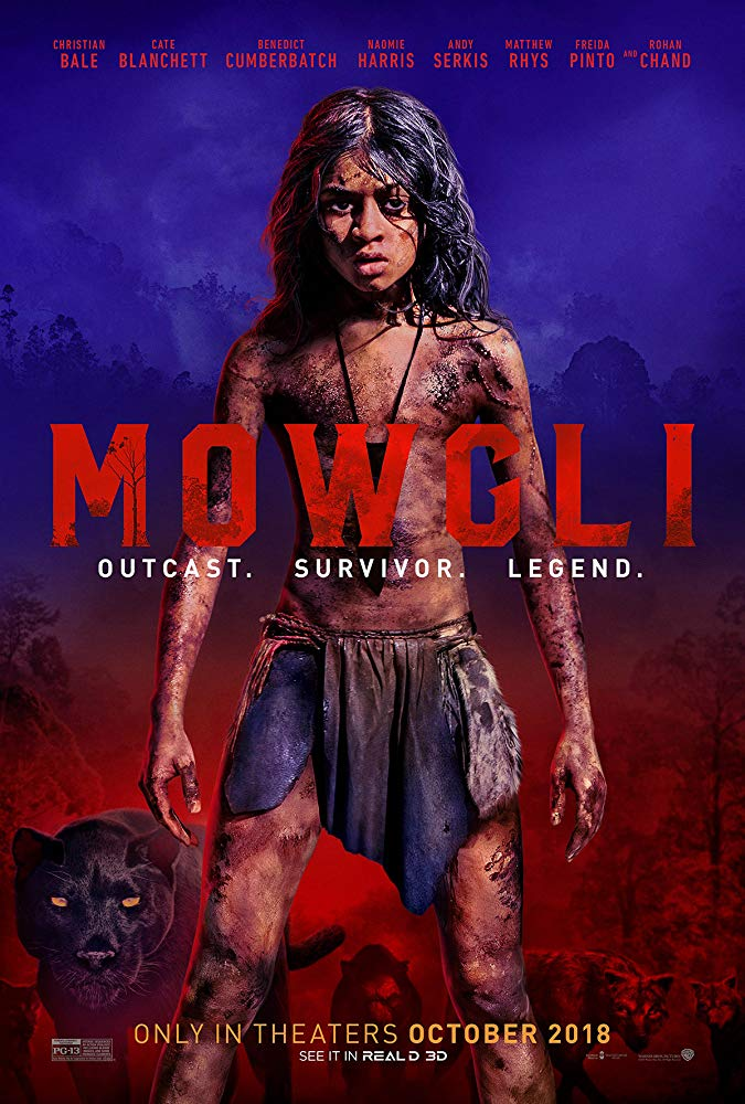 Watch Movie Mowgli Legend of the Jungle