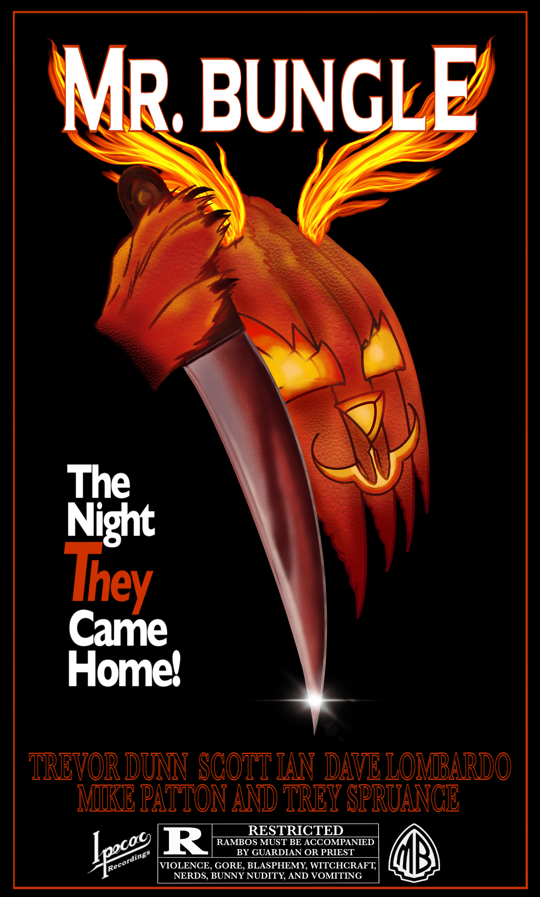 Mr Bungle The Night They Came Home movietime title=