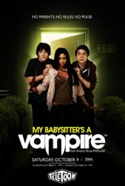My Babysitters a Vampire the Movie movietime title=