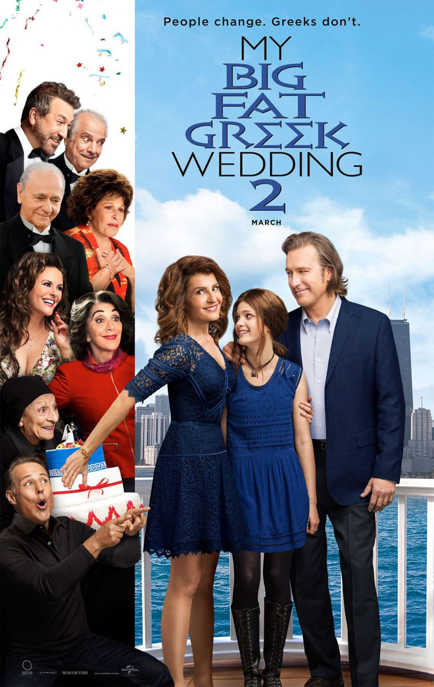 My Big Fat Greek Wedding 2 | newmovies