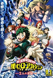 Watch Movie My Hero Academia Two Heroes