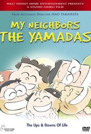 Watch Movie My Neighbors the Yamadas