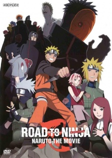 Watch Movie Naruto Shippuuden Movie 6 Road to Ninja