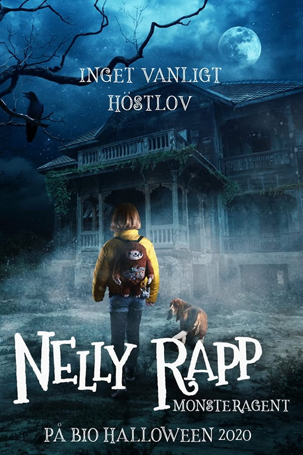 Watch Movie Nelly Rapp Monster Agent