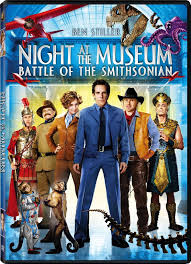 Watch Movie Night At The Museum Battle Of The Smithsonian