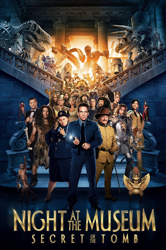 Night At The Museum Secret Of The Tomb | newmovies