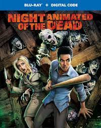 Watch Movie Night of the Animated Dead