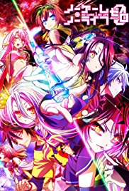 Watch Movie No Game, No Life The Movie - Zero