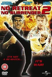 No Retreat No Surrender 2 movietime title=