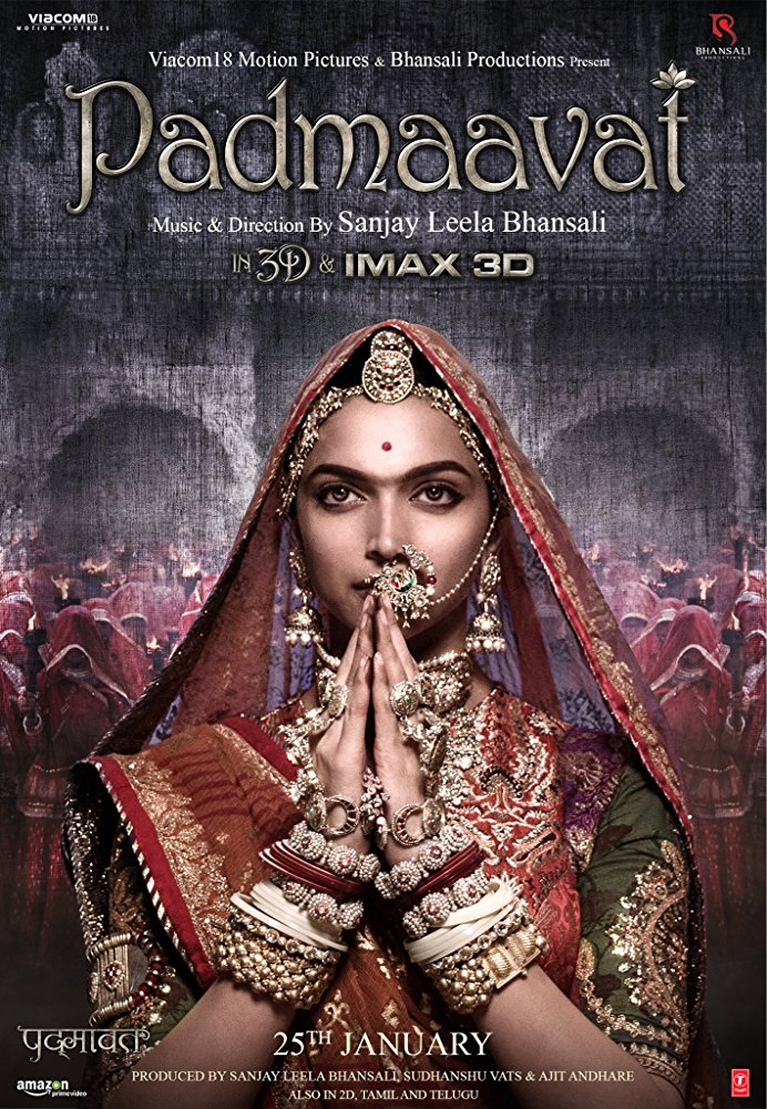 Watch Movie Padmaavat