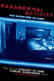 Paranormal Activity Movie HD watch