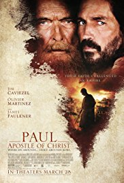 Paul, Apostle of Christ movietime title=
