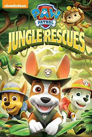 Watch Movie Paw Patrol Jungle Rescues