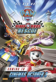Watch Movie Paw Patrol Ready, Race, Rescue