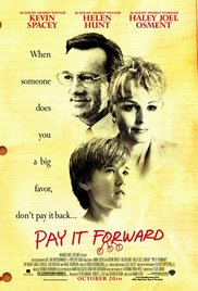 Pay It Forward Movie HD watch