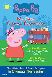 Peppa Pig My First Cinema Experience movietime title=