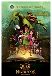 Peter Pan The Quest for the Never Book movietime title=