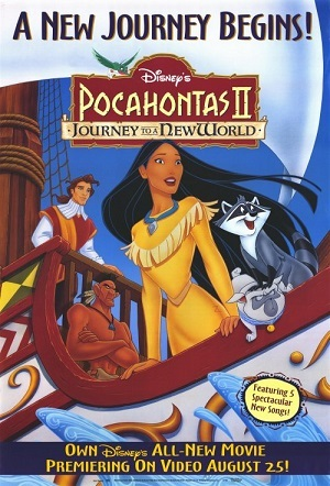 Watch Movie Pocahontas II Journey to a New World