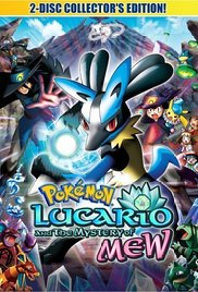 Pokemon - Lucario And The Mystery Of Mew movietime title=