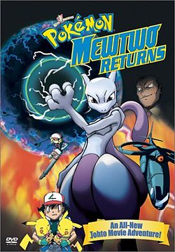 Pokemon Mewtwo Returns Movie HD watch