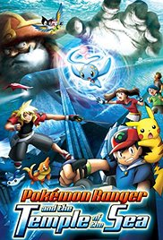 Pokemon Ranger And The Temple Of The Sea movietime title=