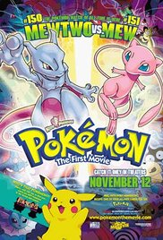 Pokemon The First Movie - Mewtwo Strikes Back openload watch