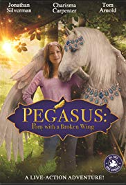 Pegasus Pony with a Broken Wing HD Streaming