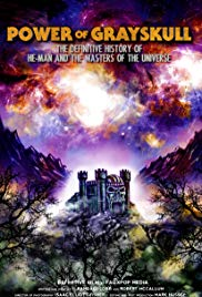 Power of Grayskull The Definitive History of He-Man and the Masters of the Universe movietime title=