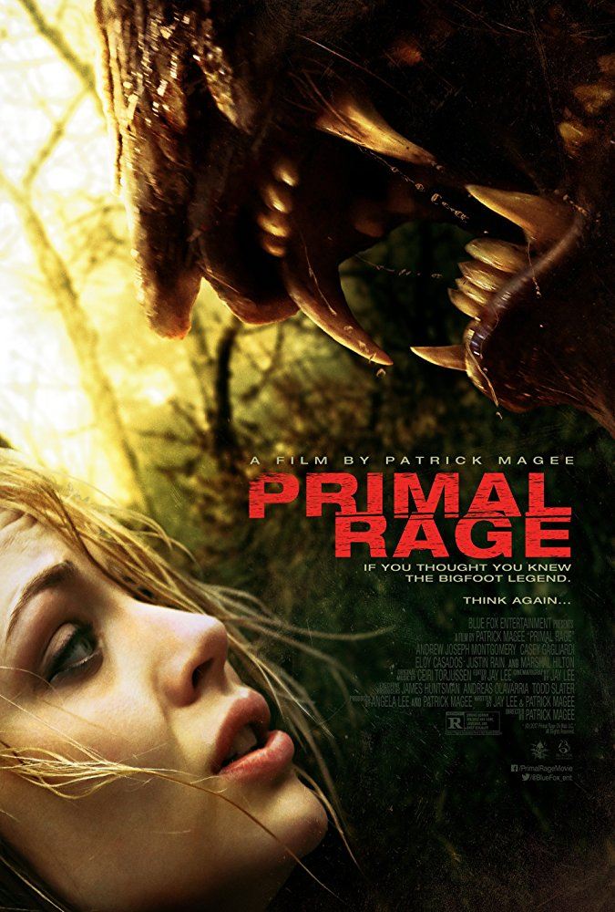 Watch Movie Primal Rage The Legend of Oh-Mah
