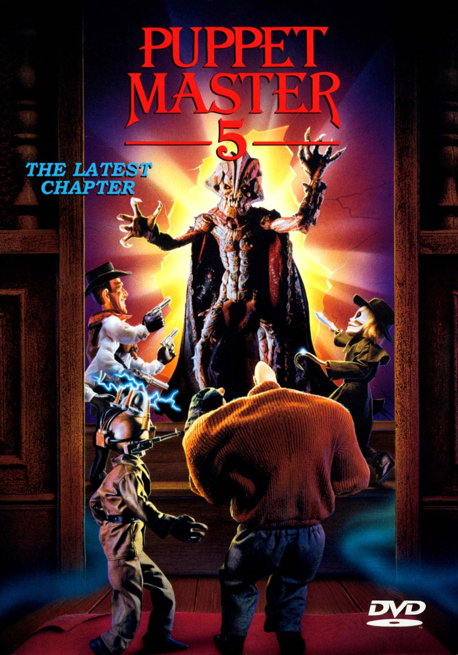 Puppet Master 5 The Final Chapter openload watch