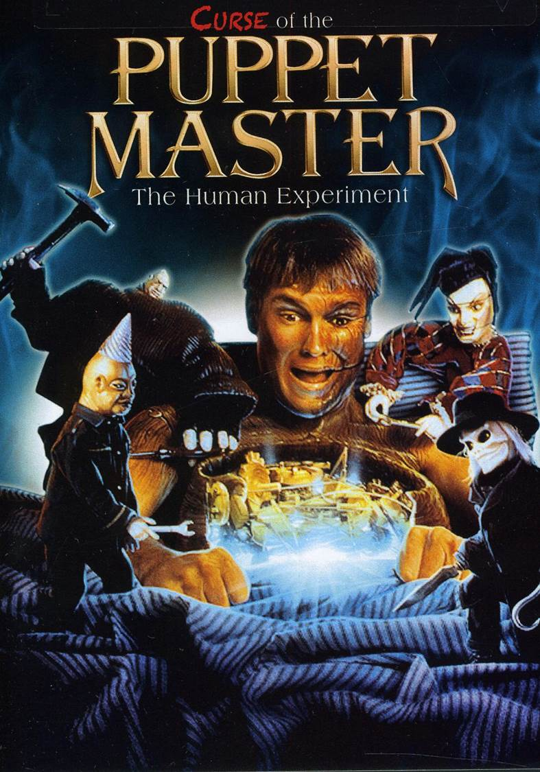 Watch Movie Puppet Master 6 Curse of the Puppet Master