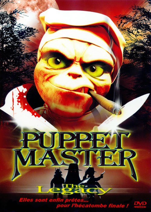 Puppet Master 8 The Legacy openload watch