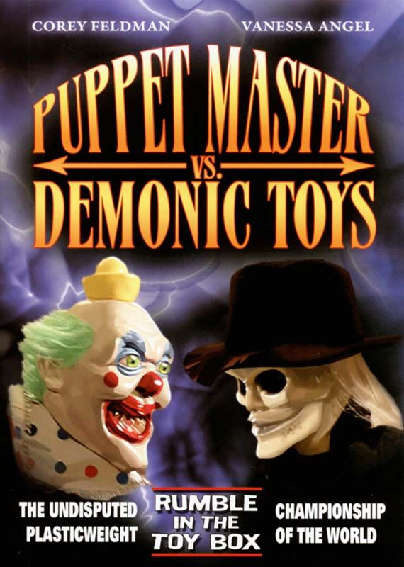 Puppet Master vs Demonic Toys openload watch