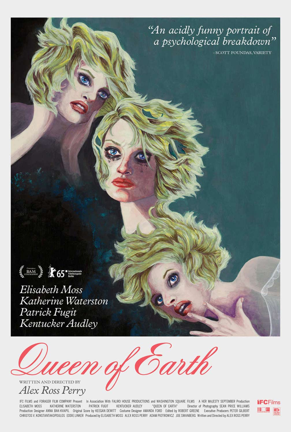 Queen of Earth movietime title=