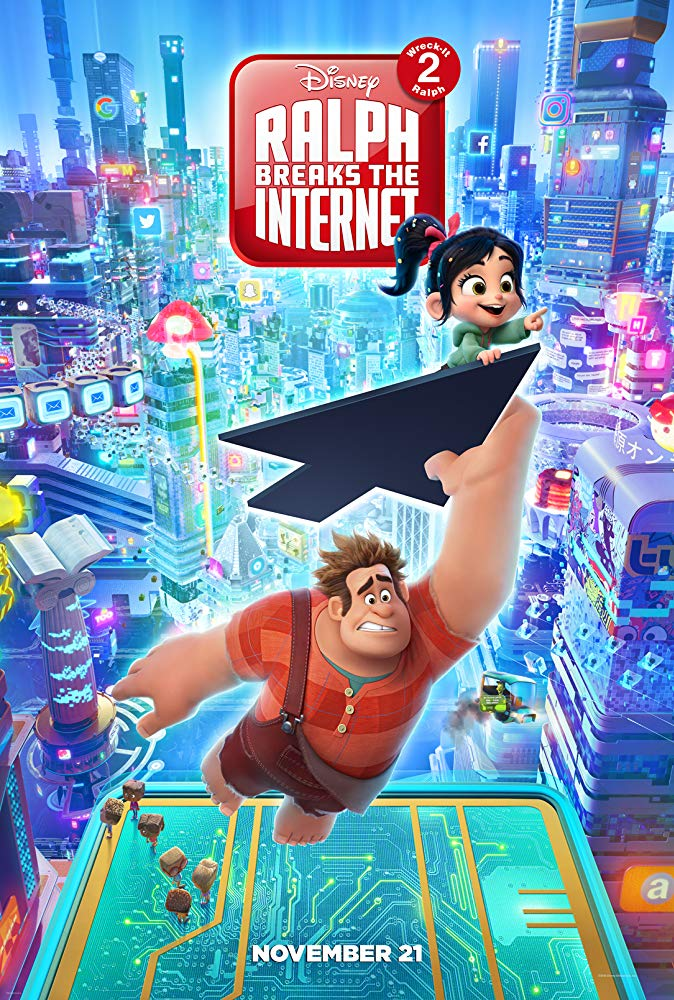 Watch Movie Ralph Breaks the Internet