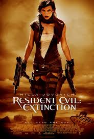 Resident Evil Extinction Movie HD watch