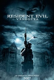 Watch Movie Resident Evil Vendetta
