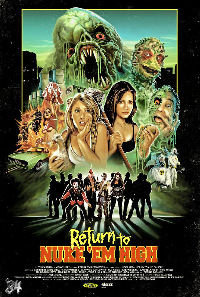 Return to Nuke Em High Volume 1 Movie HD watch