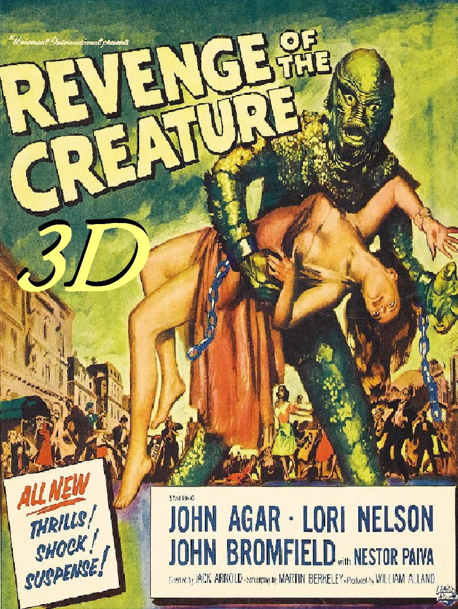 Watch Revenge of the Creature online