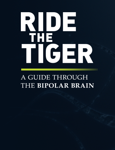 Ride the Tiger A Guide Through the Bipolar Brain movietime title=
