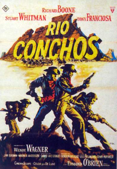 Watch Free HD Movie Rio Conchos