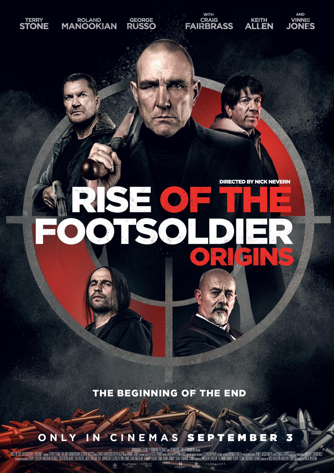 Watch Movie Rise of the Footsoldier Origins