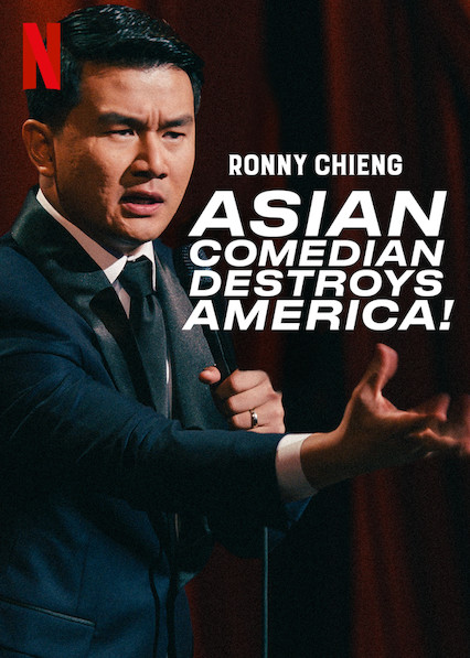 Watch Movie Ronny Chieng Asian Comedian Destroys America