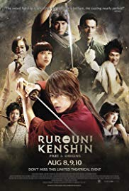 Watch Movie Rurouni Kenshin Part I Origins